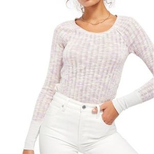 Free People | We The Free | Spaced Out Long Sleeve